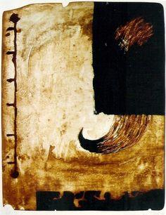 Chris Van Hove. Podemos destacar dos líneas bien definidas en los trabajos de este artesano, una pertenece a una vía de expresión personal y artística, mientras que la otra se alimenta principalmente tanto en el grabado rupestre universal como en el paisaje.  (Artesanía de Tenerife)