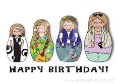Birthday Card by e-MoVeo Cards Geburtstagskarte Biglietto di Compleanno  #Card  #Birthday #idea #Geburtstagskarte #Biglietto  www.emoveo-cards.com