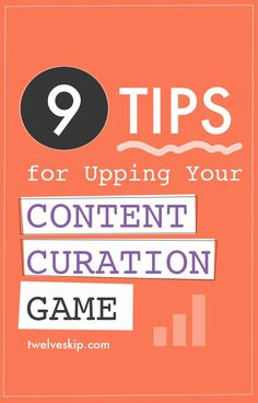 Upping Your Content Curation Game #contentmarketing: http://www.twelveskip.com/marketing/content-marketing/1378/upping-your-content-curation-game