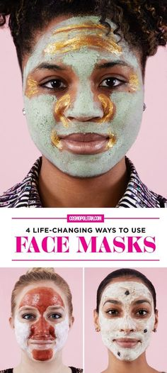 Face Mask Ideas - Multi-Masking Tips