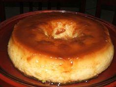 Receita de Pudim de pão sem leite condensado e sem banho-maria - Tudo Gostoso