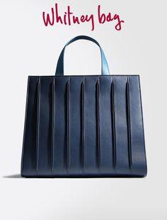 Max Mara WHIT7 ultramarine: Whitney Bag Original.