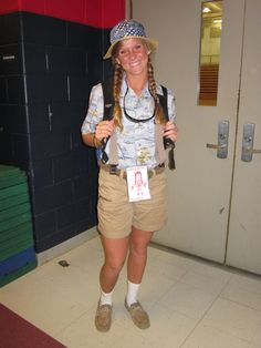 Image result for tourist costume  sc 1 st  Pinterest & Tacky tourist for homecoming week | Tacky tourist day | Pinterest ...