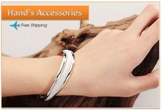 Silver Bracelet...only 4.75€!  http://www.accestories.com/860/267/apparel-accessories/women/silver-bracelet-bangle-detail