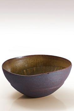 bowl . Hideko Honma