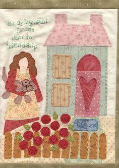 Craft Room: Um Coração generoso...