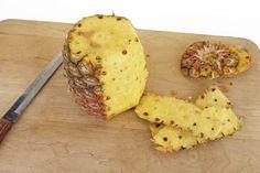 Arrêtons de jeter nos épluchures d'ananas et cuisinons ENFIN avec - Diaporama 750 grammes