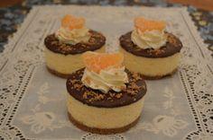 Mandarijnengebak Een typisch gebakje voor 5 december