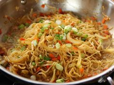 Chow Mein recipe from Ree Drummond via Food Network