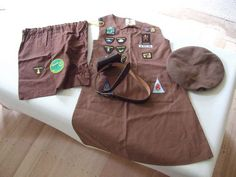 1980's Australian Brownie Uniform without blouse | eBay