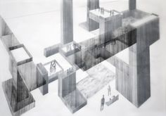 Drawing ARCHITECTURErooms elevation istanbul