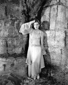 Helen Chandler ~ Dracula (1931)