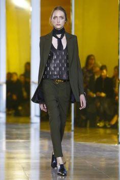 Paris Womenswear S/S 2016 Anthony Vaccarello