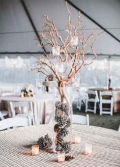 awesome 42 Spectacular Winter Wonderland Wedding Decoration Ideas http://viscawedding.com/2017/12/12/42-spectacular-winter-wonderland-wedding-decoration-ideas/