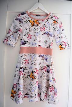 Made by me: Nye kjoler til eldstejenta