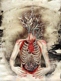 Khoa Le    Anatomy of sadness