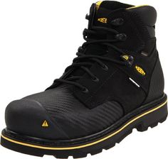 KEEN Utility Men's Tacoma 6″ Steel Toe Work Boot « Shoe Adds for your Closet