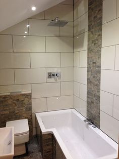 1000 Images About Bathroom On Pinterest Dulux Natural Hessian Topps Tiles And Bath Panel