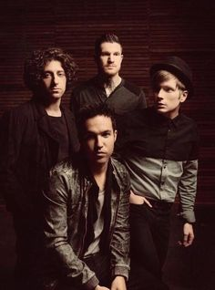 Anyone want to do a fob rp? I can be Pete and Joe but you'll have to be Andy and Patrick and I'll also be a female oc, I have a rp in mind