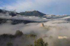 Castel Grumello Montagna in Valtellina www.valtellinamobile.it