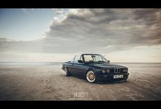 BMW E30 Cabriolet | follow me on facebook.com/comciprianmiha… | Flickr