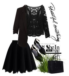 """Shein Contest"" by merima-k ❤ liked on Polyvore featuring Chicwish and New Look"