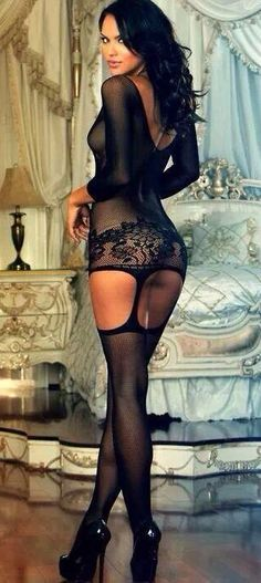 lingerie Sexy lovely back. Ladies fashion style