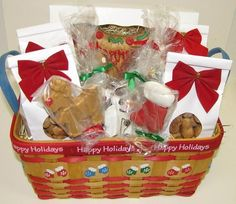 Christmas Gift Basket Ideas | christmas gifts