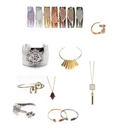 Accessories Spotting: Silver & Gold Forever