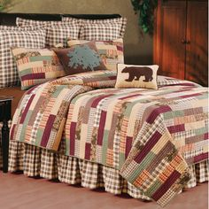 Nathan Rustic Quilt