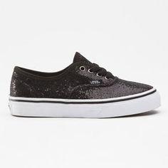 VANS Glitter/Micro Dots Womens Girls Shoes