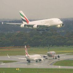 737, A320 and A380