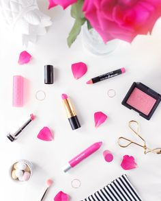 ♡ SecretGoddess ♡ www.pinterest.com/secretgoddess/ SPRING PINK LIPSTICKS
