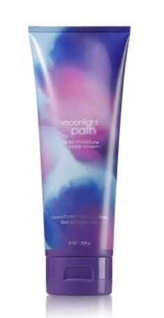 Never gets old.. Moon light path.. Bath and body works