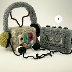 80's #crochet
