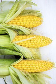 Miam, le maïs de Neuville! - Châtelaine