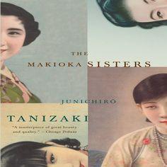 The Makioka Sisters cover design by John Gall (Vintage) Best Book Covers, Book Cover Art, Book Cover Design, Book Design, Japanese Novels, Japanese Literature, Ex Libris, John Gall, Zine