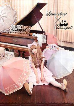 Sweet Lolita with Metamorphose