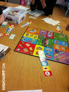 I found a GREAT accompaniment to my Community Worker's Unit! My community worker unit is one of my favorites because it is a seamless combination of functional and academic learning. Marriage made in heaven in my world – right?! This game is freaken awesome and compliments the unit perfectly! It's from Super Duper and targets …