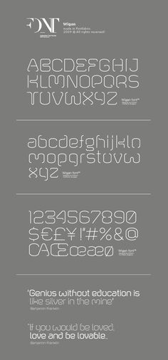 wigan font 01
