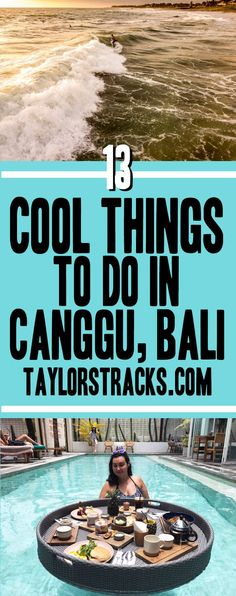 30 Cool Things to do in Canggu, Bali (For Holidaymakers & Digital Nomads Canggu is an up and coming hipster area in Bali known for its relaxed vibes, surfing waves and yoga spots. Don& miss it on your trip to Bali! Bali Travel Guide, Asia Travel, Travel Tips, Bali Things To Do In, Cool Places To Visit, Places To Go, Koh Lanta Thailand, Canggu Bali, Viajes
