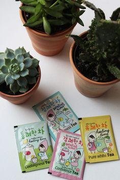 Chárang Tea, Koreaanse theebeauty's – Mydailyteacup