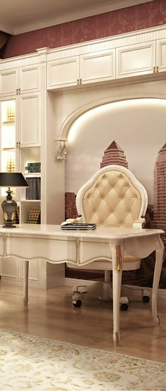 ♣ Luxury HOME Design ♣ Office