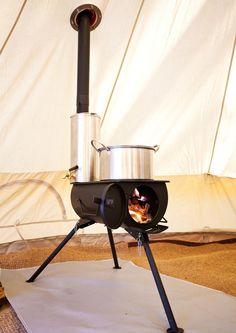 Frontier Stove Tent Bundle – Lotus Belle UK
