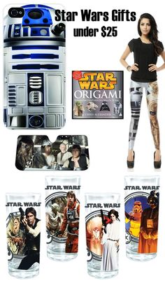 Star Wars Gifts Under $25