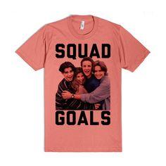 Squad Goals, Boy Meets World