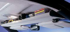 Vertically Driven VDP-SH2165 Overhead Storage Shelf