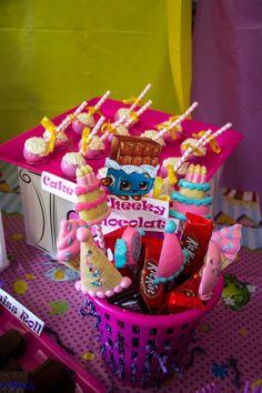 Shopkins treats, birthday treats, home made birthday on a budget Stillness photo