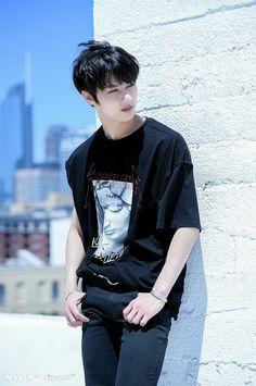 Jun ~ if he keeps staring like that my bias list is in danger