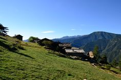 ROURE SELLEIRAUT - Val Chisone - simpleshadow - Veduta di Seleiraut - Torino Italia Piemonte